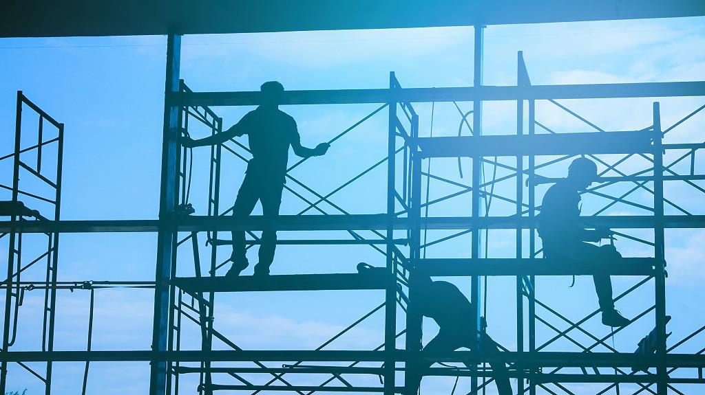 足場工事に挑戦する理由